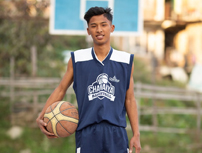 Inter-College Basketball Competition