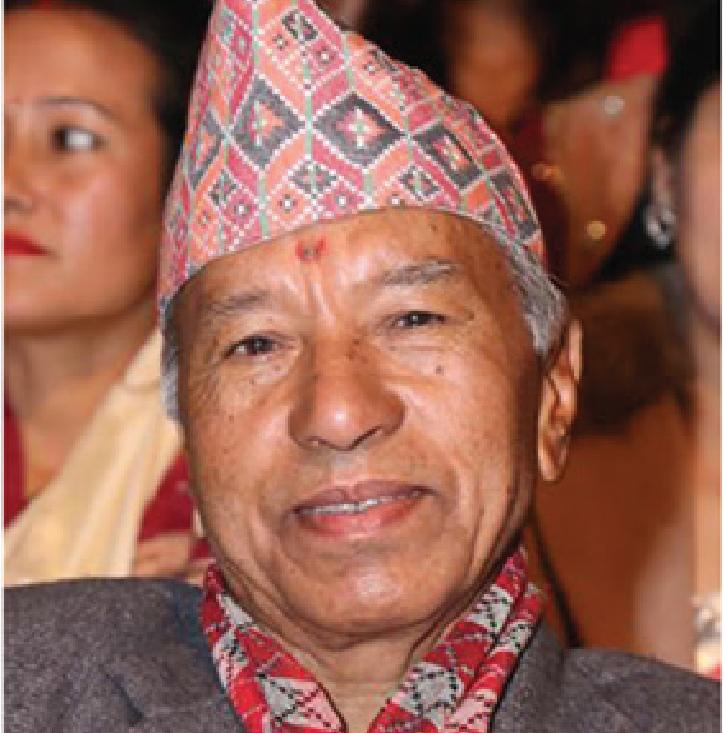 Prof. Dr. Gyan Kumar Shrestha